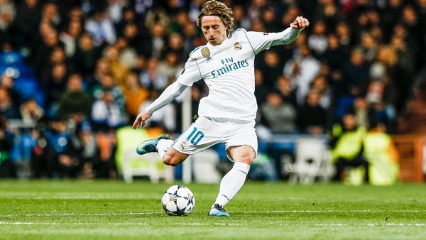 Real Madrid : Luka Modric envoie un message à Liverpool !